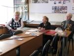 Организация и проведение встреч с молодежью в музеях боевой славы